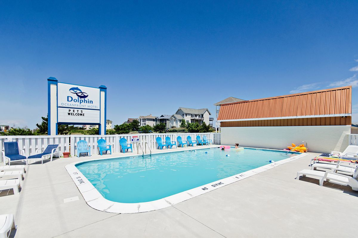 Nags Head Hotel Info Dolphin Oceanfront Motel