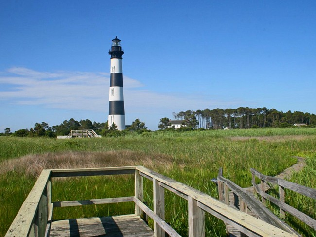 Bodie Island - just short drive
